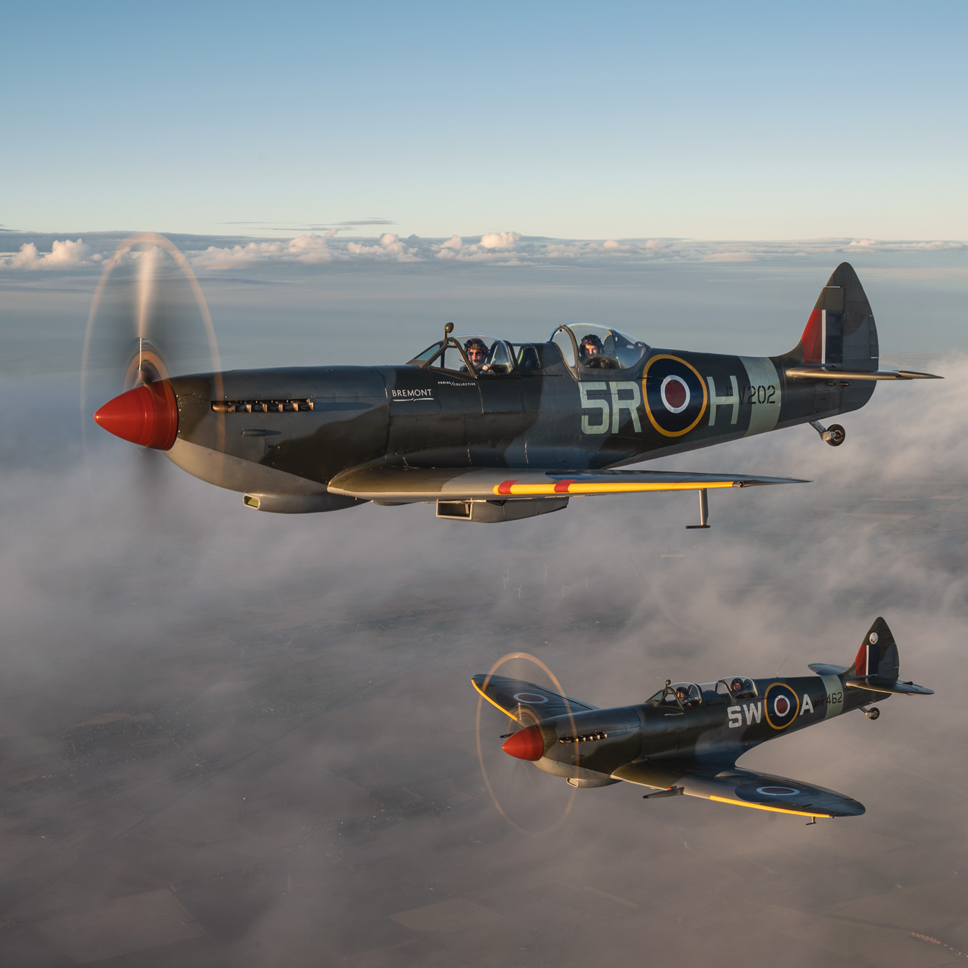 Aerial-Collective-Gallery-Spitfires