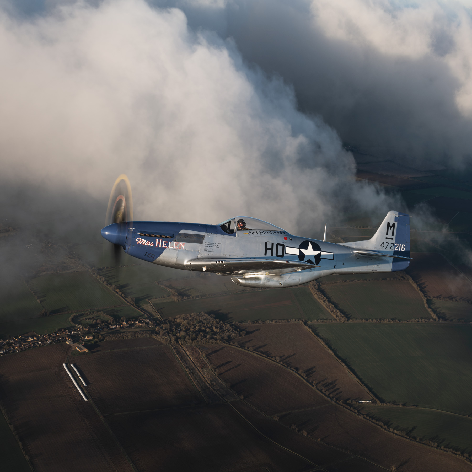 The-P-51-Mustang
